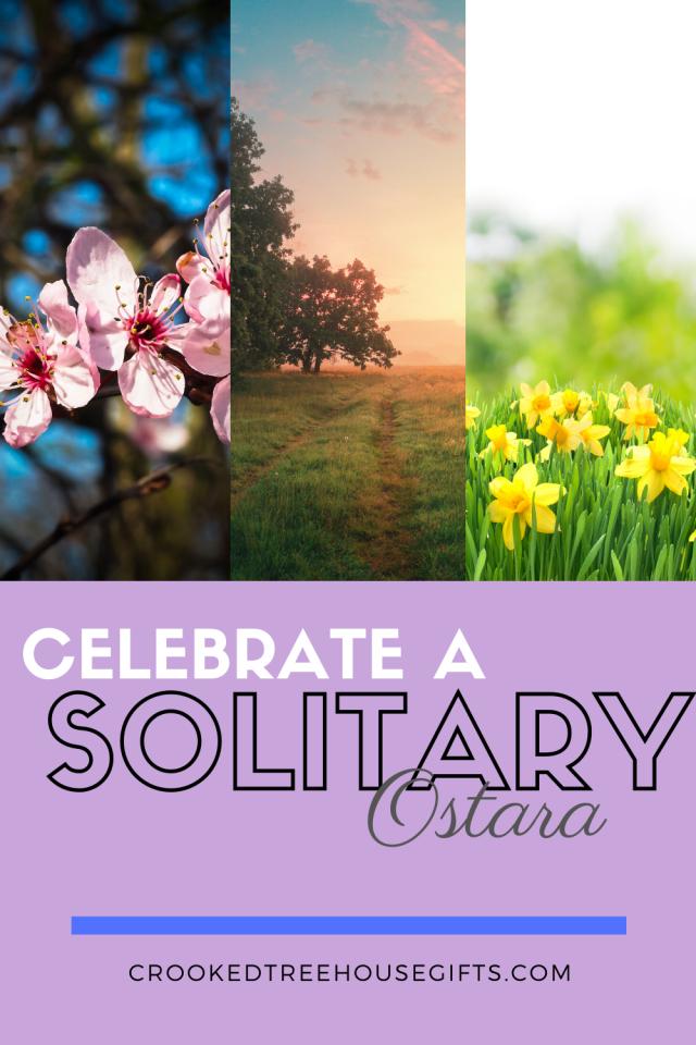 Celebrate a Solitary Ostara