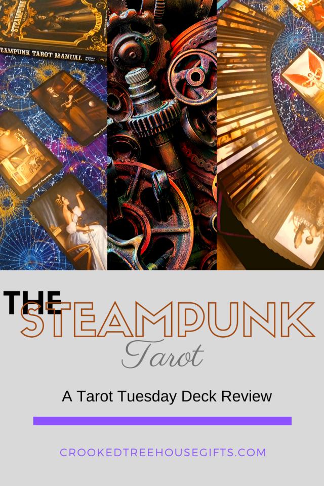 Steampunk Tarot Deck Review